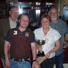 2010 Pairs Trophy Runners up